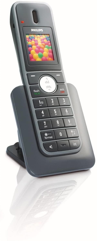 Philips SE7450B Enhanced High Def Voice Digital Cordless Phone handset