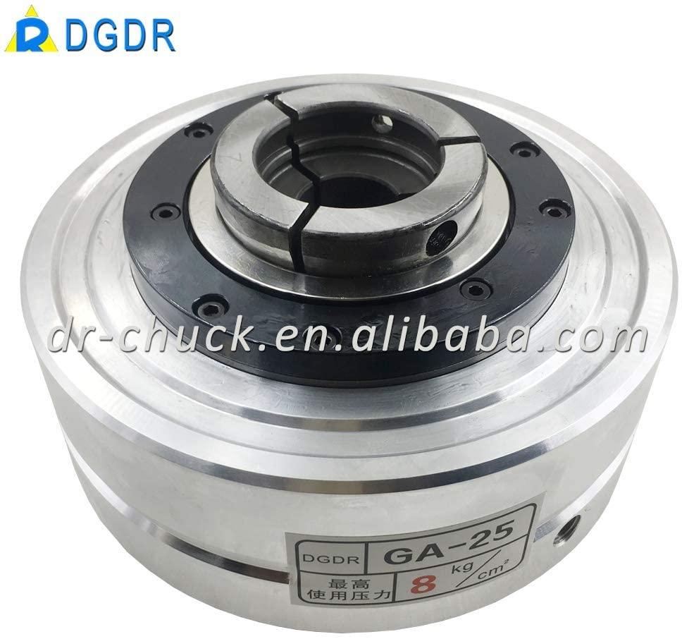 DGDR pneumatic chuck for laser welding machine (GA-25)