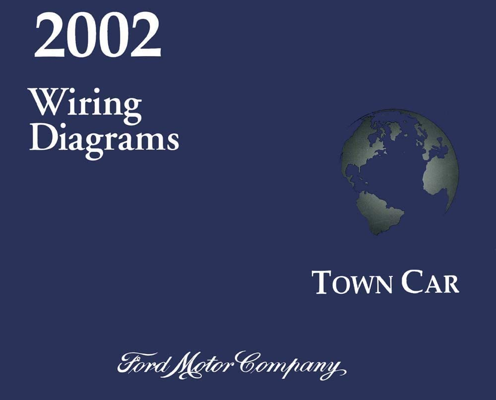 bishko automotive literature 2002 Lincoln Town Car Electrical Wiring Diagrams Schematics