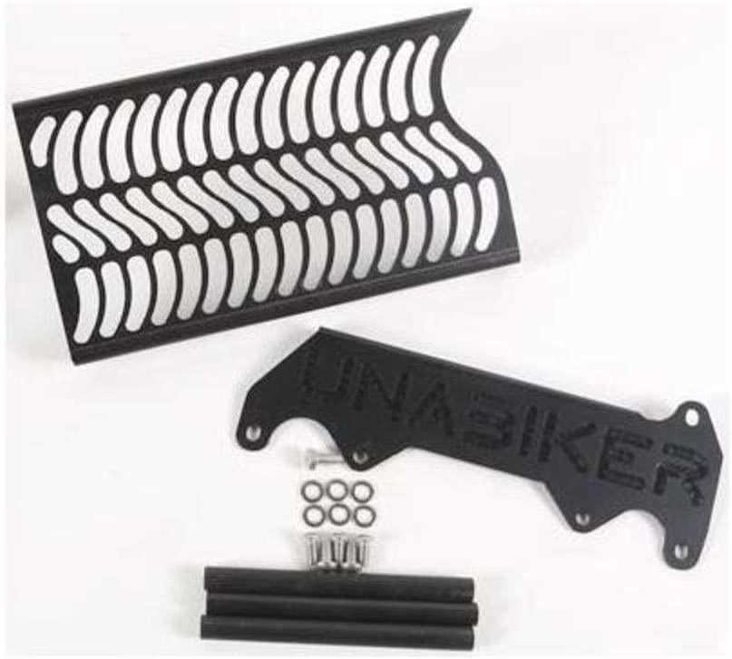 Unabiker CB65-K Radiator Guards - Black