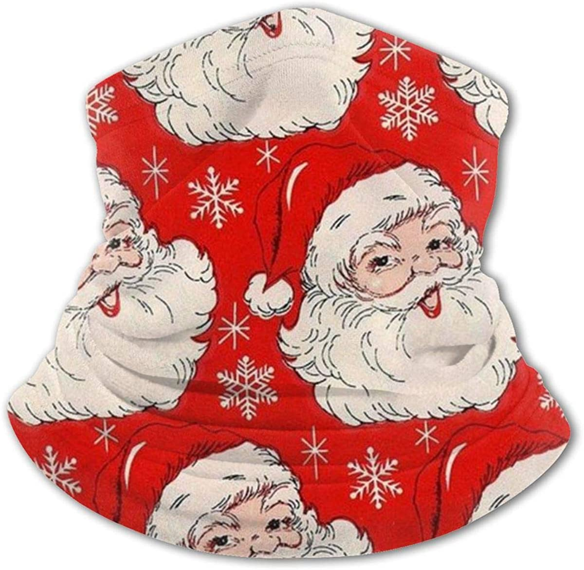 Merry Christmas Headwear For Girls And Boys, Head Wrap, Neck Gaiter, Headband, Tenn Fishing Mask, Magic Scarf, Tube Mask, Face Bandana Mask For Camping Running Cycling
