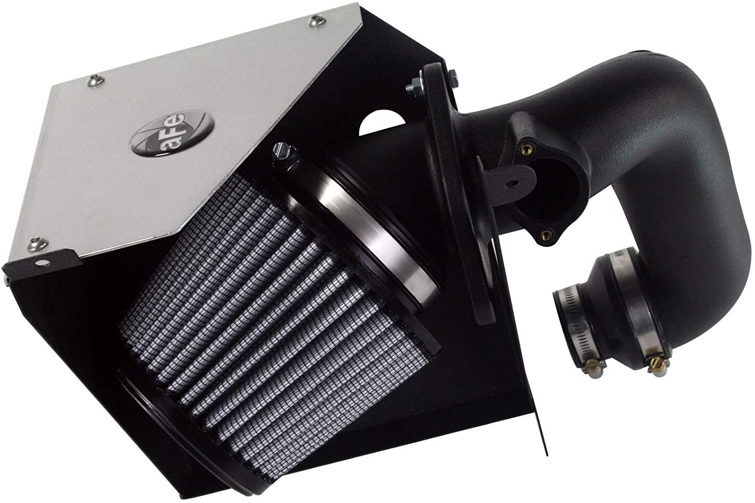 aFe Power Magnum FORCE 51-10322 Audi A4 Performance Intake System (Dry, 3-Layer Filter)