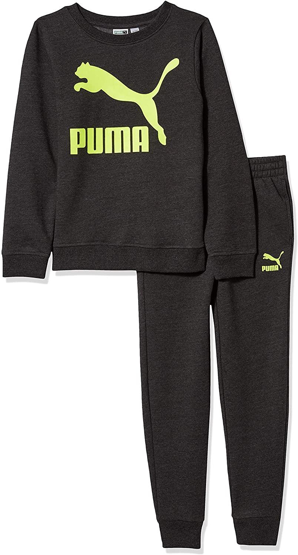PUMA Boys' Crew Pullover