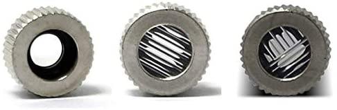 3pcs Dot/Line/Cross Laser Collimating Lens w/ M9x0.5 Holder for 200nm-1100nm LD
