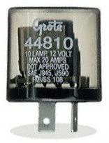 Grote 44810 2 Pin Flasher (10 Light Electromechanical)