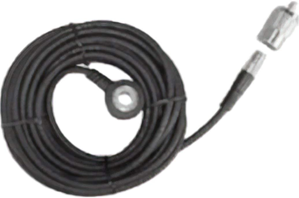 FireStik MU-8R9 Coaxial 2-Piece Cable Assembly For Single Antenna Installtions