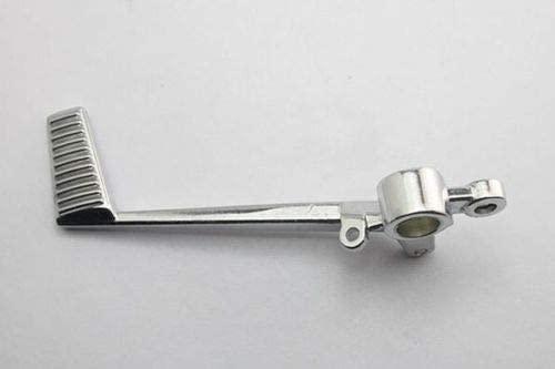 Frames & Fittings Silver Aluminum Motorcycle Rear Brake Pedal for Honda CBR1000RR 2004-2007