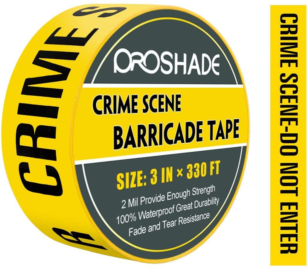 Crime Scene Do Not Enter Tape, 3