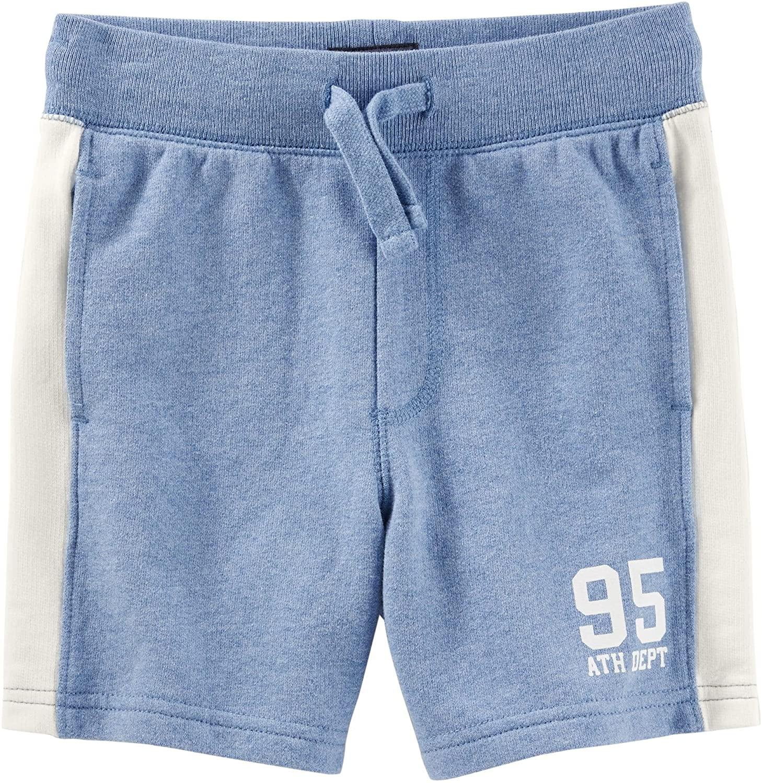 OshKosh B'Gosh Boys' French Terry Shorts