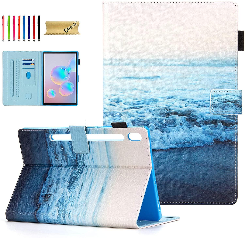 Dteck Leather Case Samsung Galaxy Tab S6 10.5