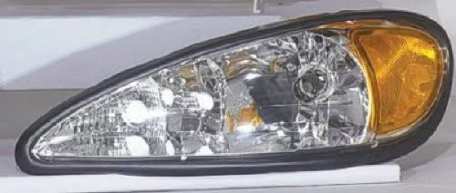 DEPO 336-1102L-AS Replacement Driver Side Headlight Assembly (This product is an aftermarket product. It is not created or sold by the OE car company)