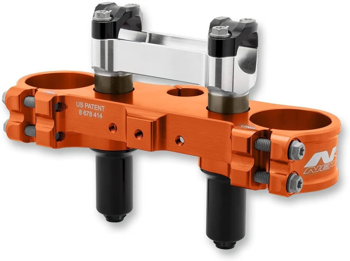 Neken 0509058 SFS Spring Top Clamps - Orange