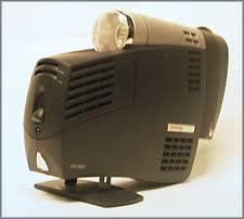 Compaq Microportable 2800 - DLP projector - 900 ANSI lumens - XGA (1024 x 768)