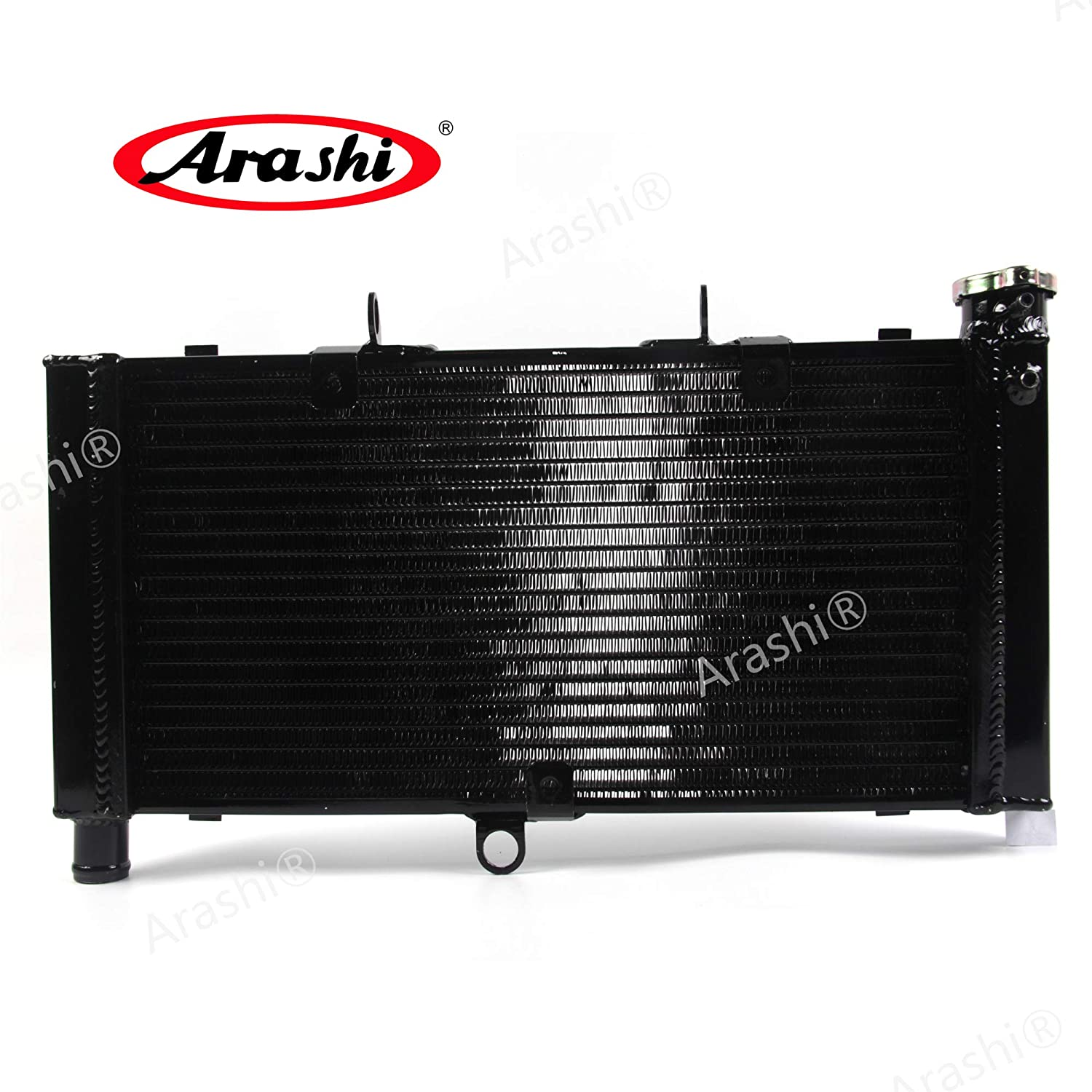 Arashi Radiator Cooling Cooler for HONDA CBR900RR 1993 1994 1995 Motorcycle Replacement Accessories CBR900 CBR 900 RR 900RR Black 93 94 95