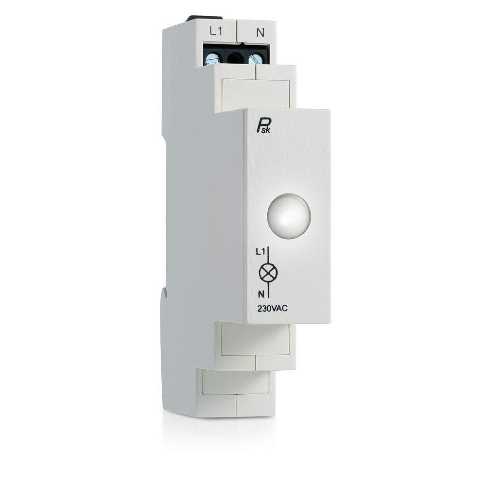 P.S.K L1 LED Modular Power Signal Indicator Light Lamp Blue