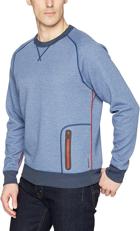 prAna Men's Halgren Tech Fleece Crew Jacket