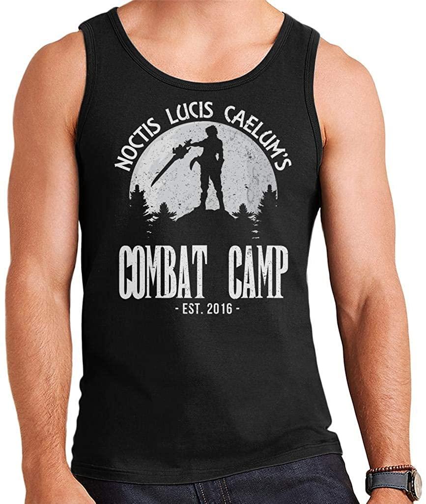 GOERTPO Final Fantasy Lucis Caelums Combat Camp Mens Vest