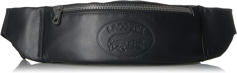 Lacoste Men's L.12.12 Cuir Casual Waist Bag