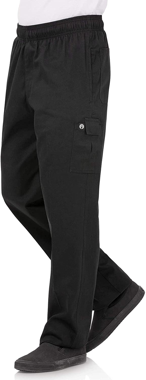 Chef Works Men's J54 Cargo Chef Pants