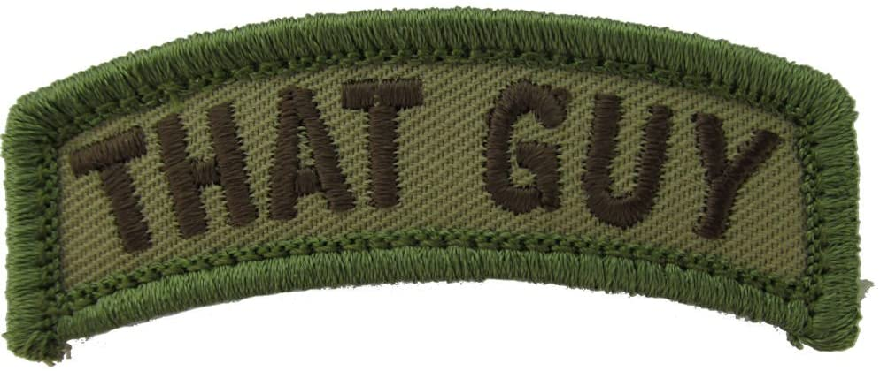 MilSpec Monkey That Guy Tab Morale Patch (Multicam (Arid))