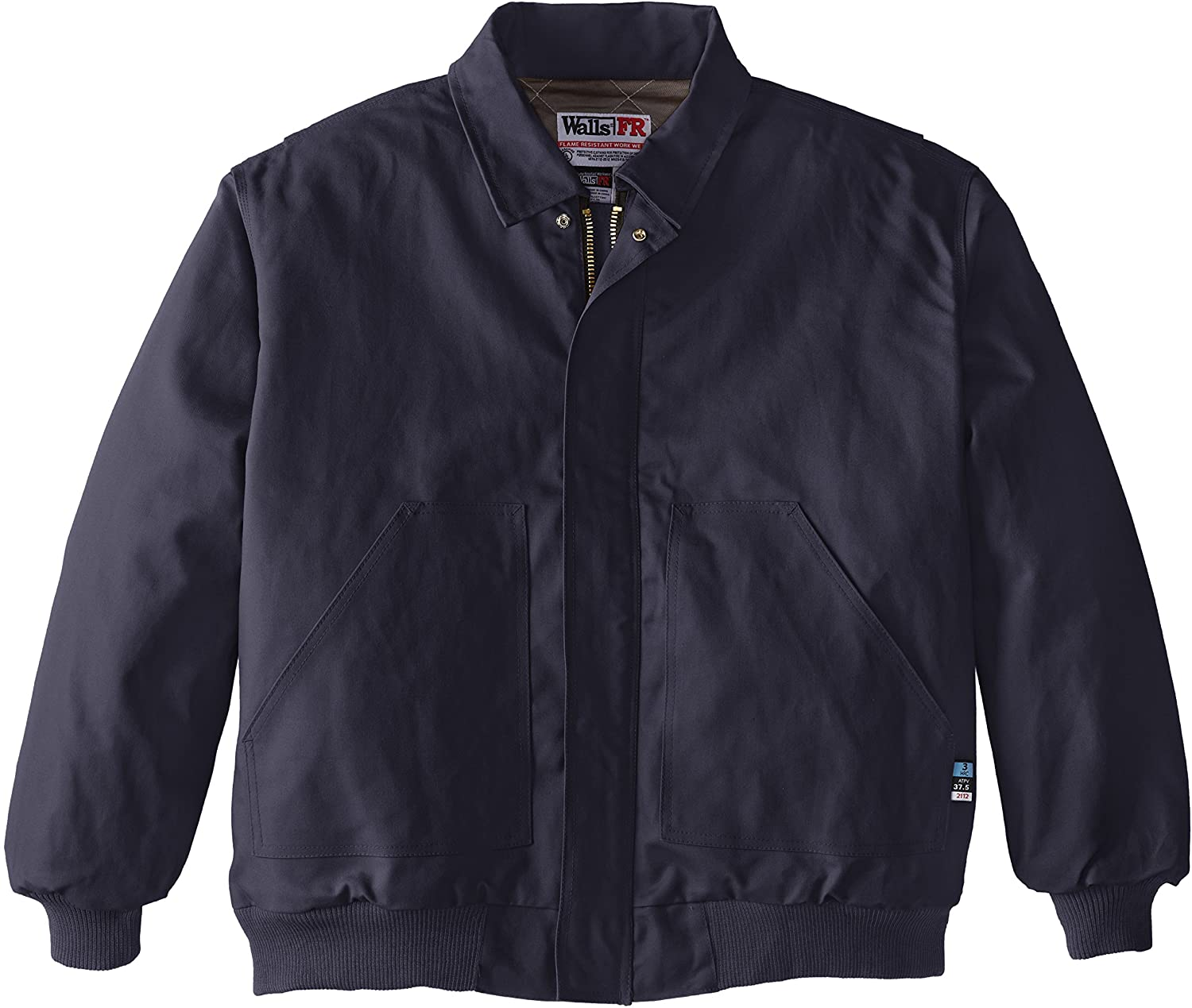 Walls Men's Flame Resistant Big and Tall Insulated Bomber Jacket