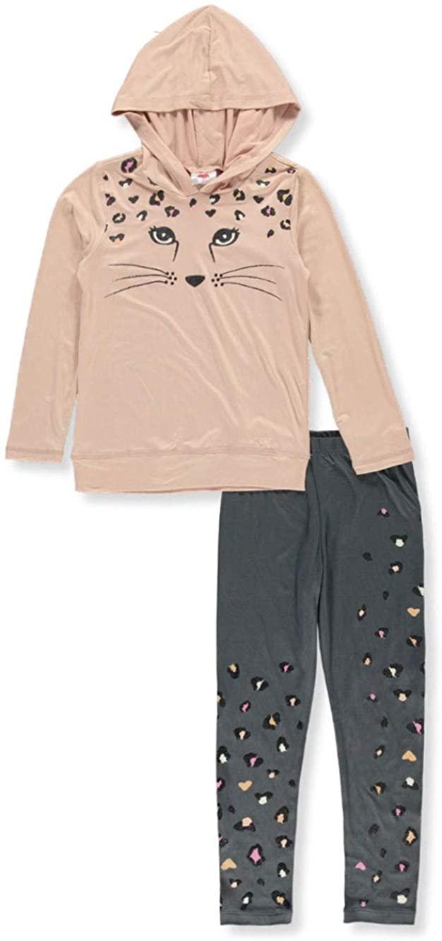 RMLA Girls Tiger 2-Piece Leggings Set Outfit