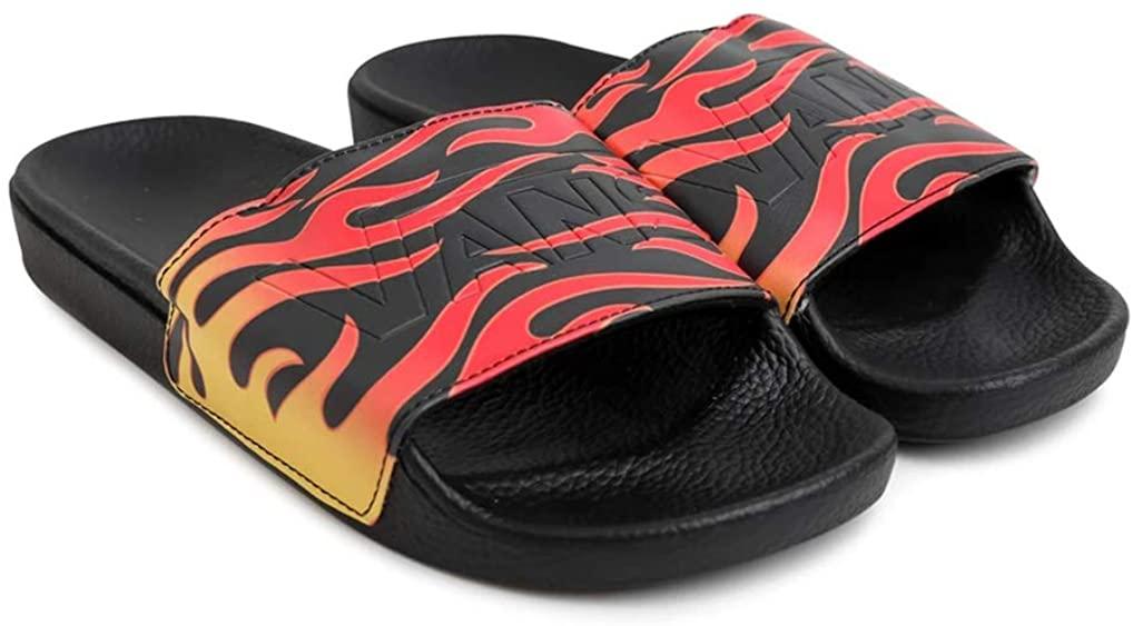 Vans Sandal (7, Black/Flame)