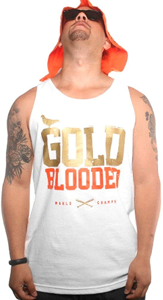 Adapt Men's Gold Blooded World Champs Tank