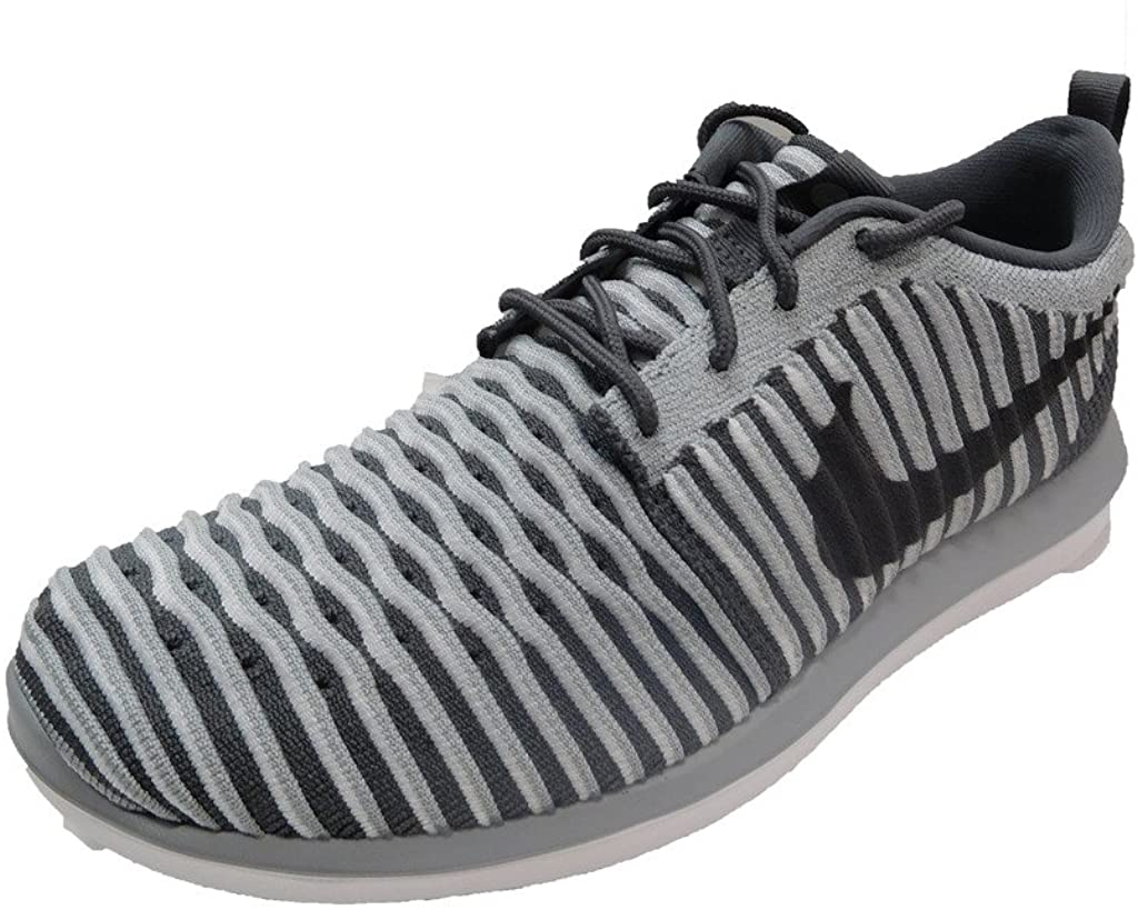 NIKE Youth Boys Roshe Two Flyknit Grade School Running Shoes