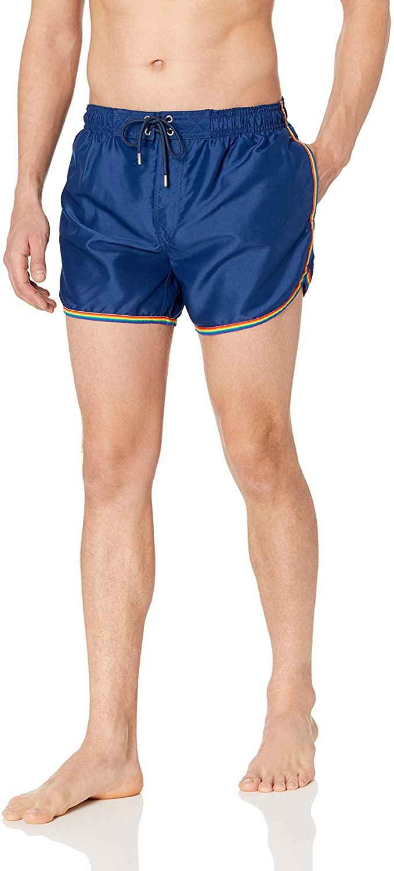 2(X)IST Men's Pride Ibiza Swim Trunk Swimwear