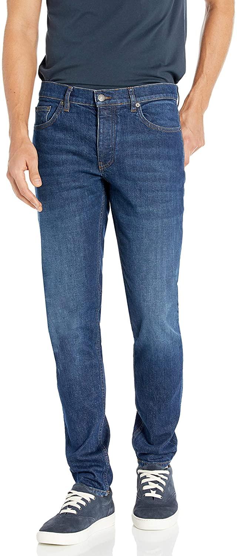 The Kooples Men's Men's Casual Slim Fit Blue Jeans