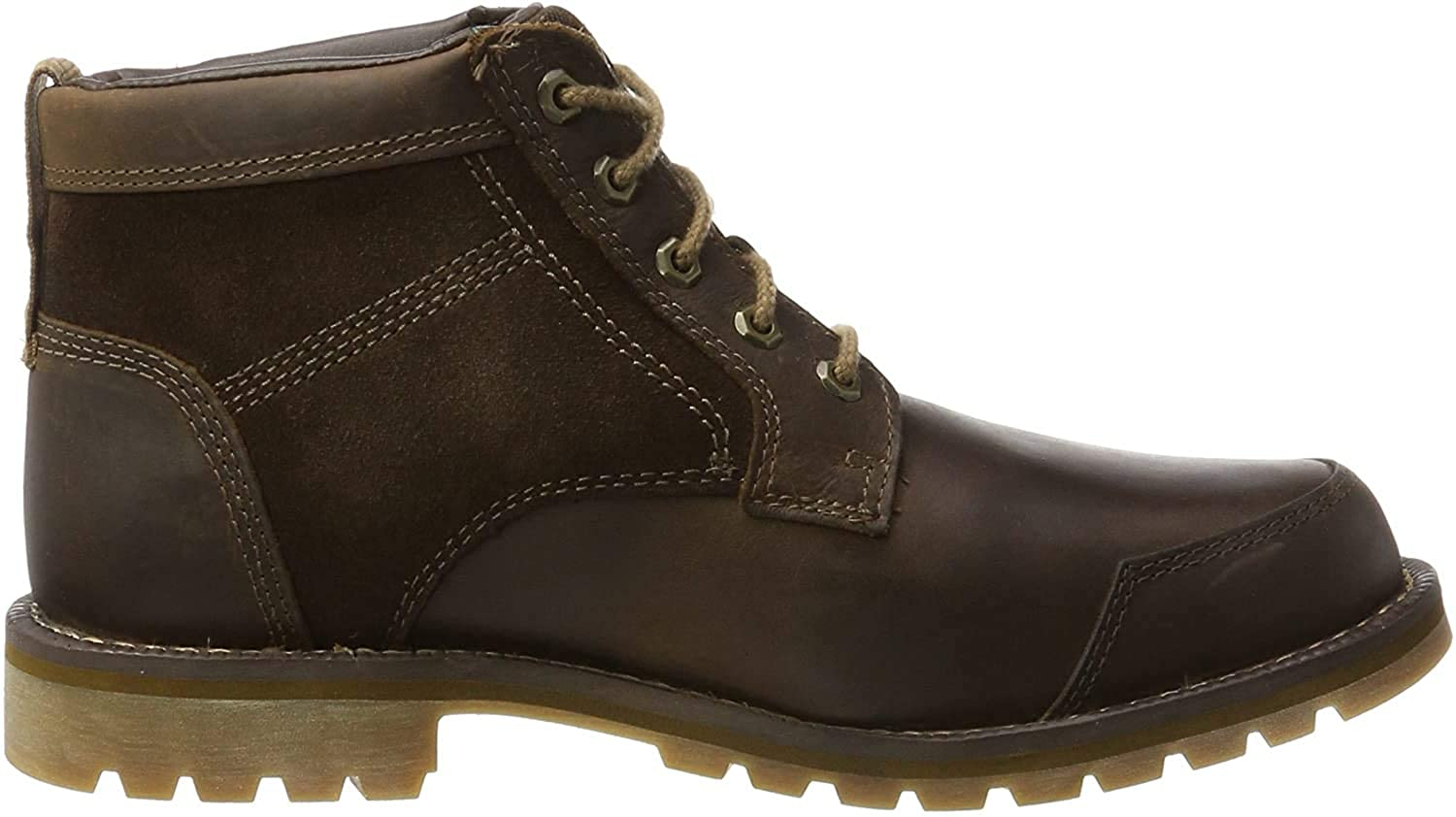 Timberland Mens Larchmont Waterproof Chukka Nubuck Leather Boots