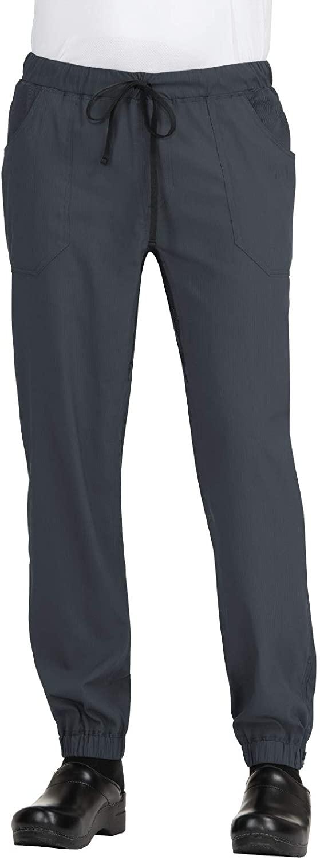 KOI Lite 607 Men's Jaxon Scrub Pant Charcoal 3XL