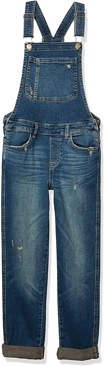 DL1961 Girls' Big Nora Full Length Overall Fit Jean