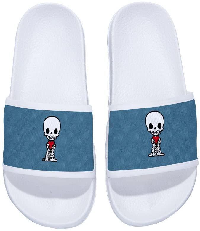 Eric Carl Men Anti-Slip Shower Sandals Couple Use Beach Pool Bathroom Gym Household Slippers