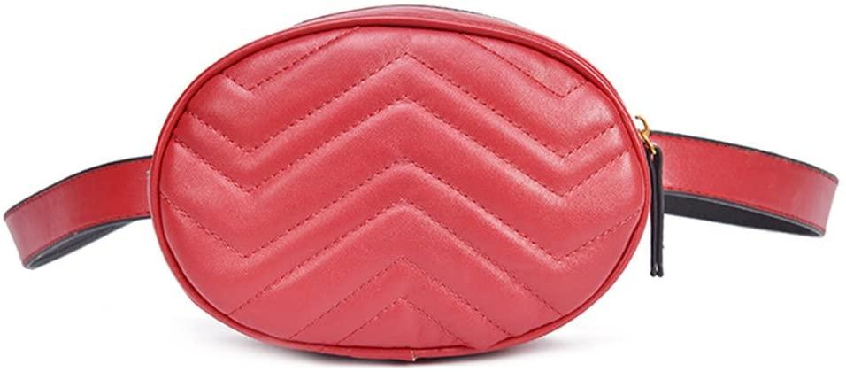 Fifimin Alligator Pattern SeaĹѐḍ PU Waist Bag Ladies Portable Phone Female Pack Fashion