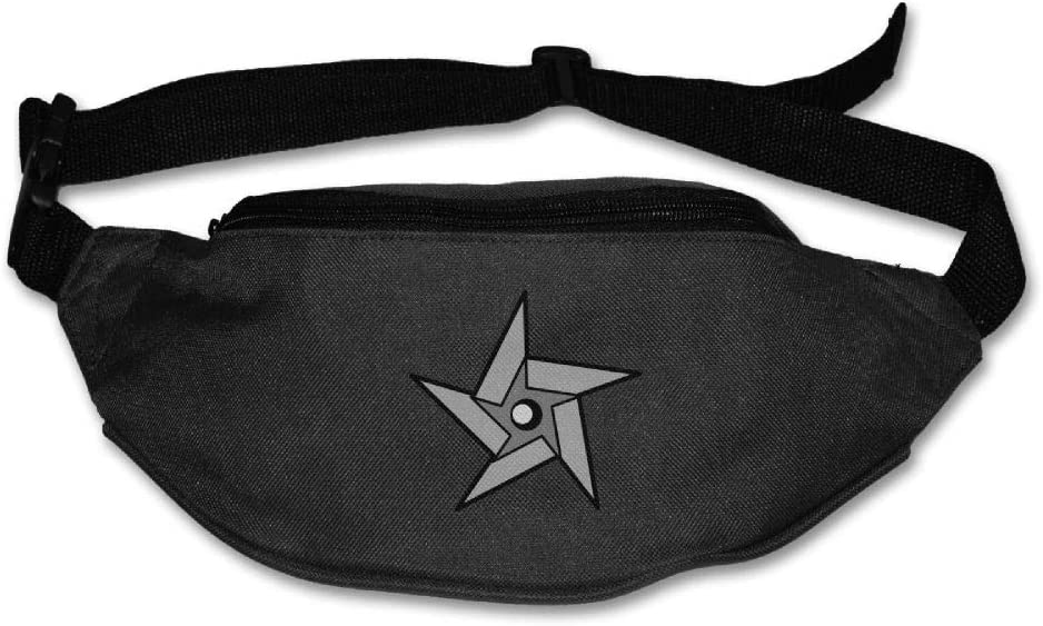 Eden Edies The Ninja Dart Unisex Waist Pack Bag Belt