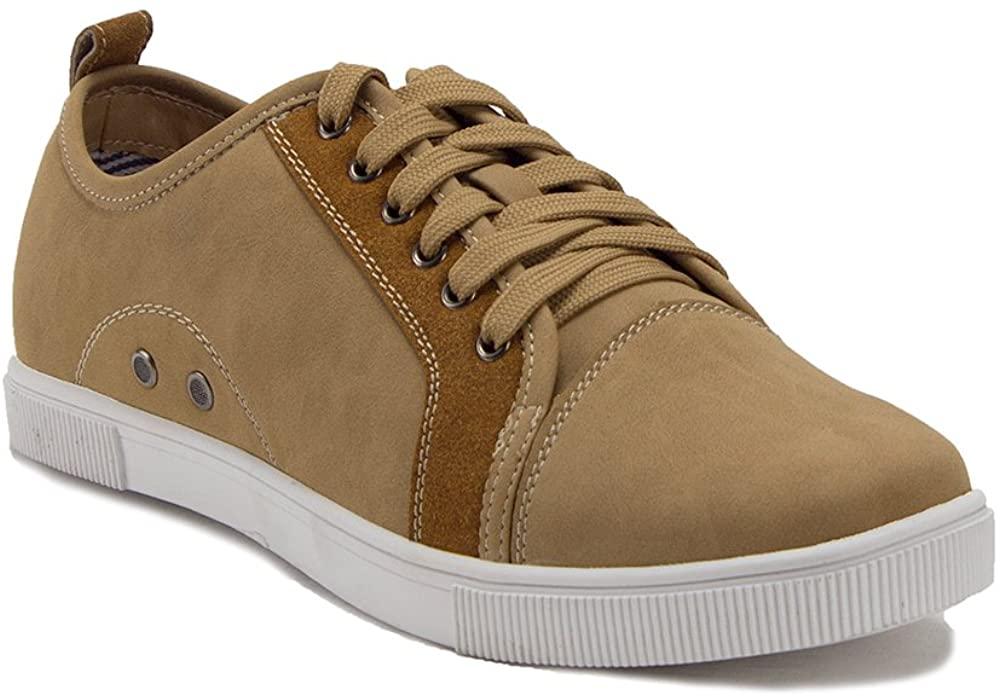 Ferro Aldo Men's 30180 Chukka Low Rise Casual Sneaker Shoes