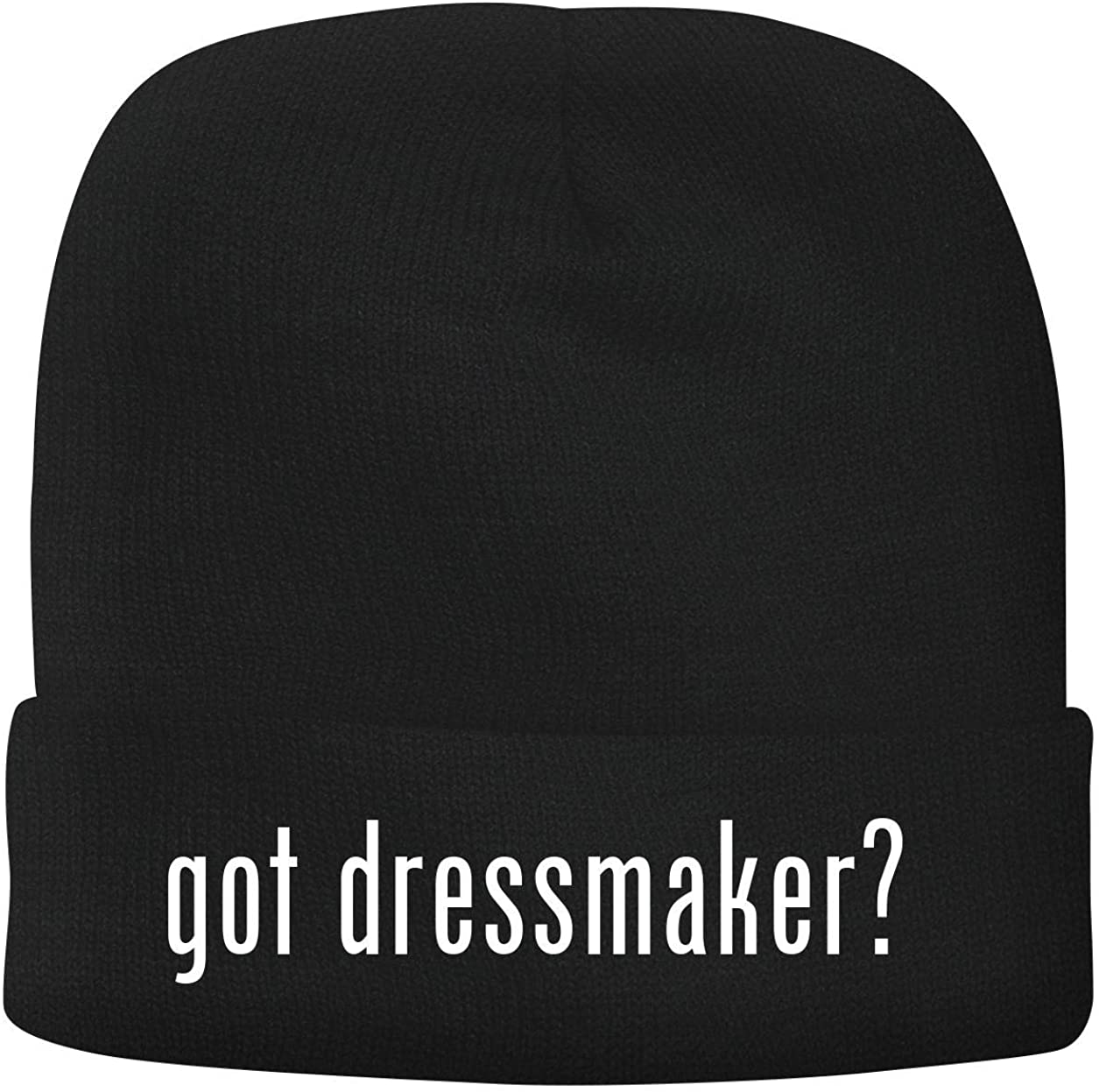 BH Cool Designs got Dressmaker? - Mens Soft & Comfortable Beanie Hat Cap