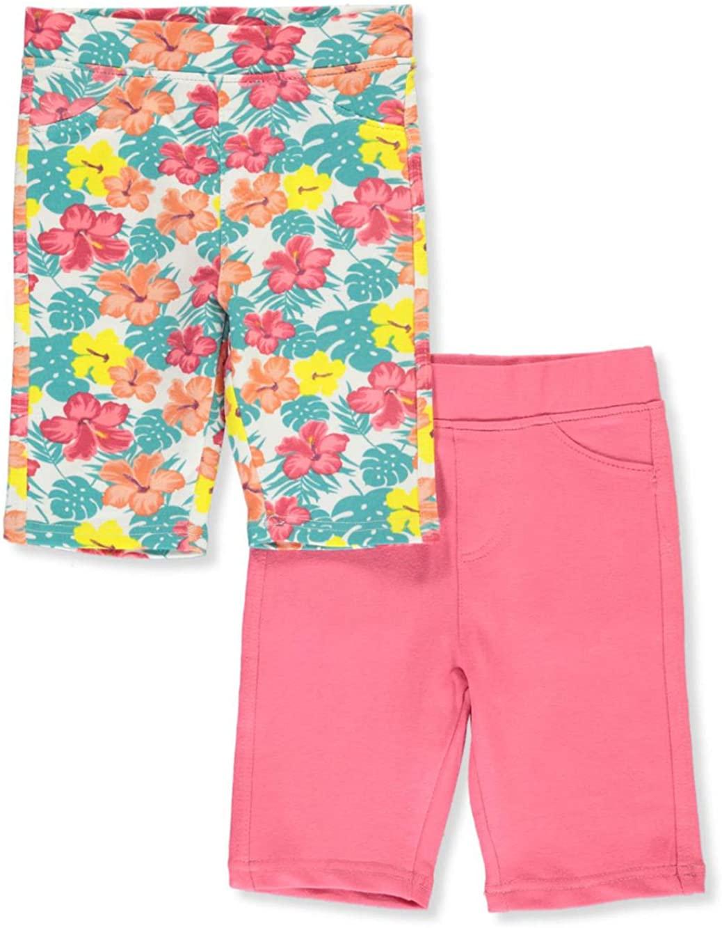 Pink Velvet 3-Pack Bike Shorts