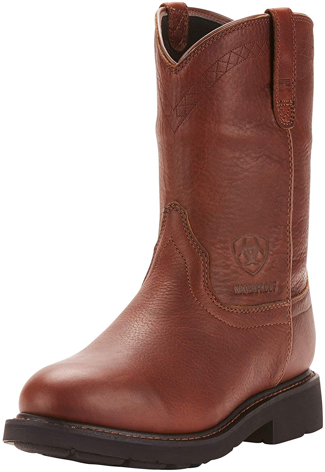ARIAT Men's Sierra Waterproof Work Boot