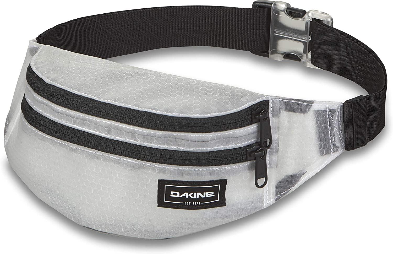 Dakine Classic Hip Pack Waist Bag Unisex Adult, Unisex_Adult, 8130205, Translucent, One Size