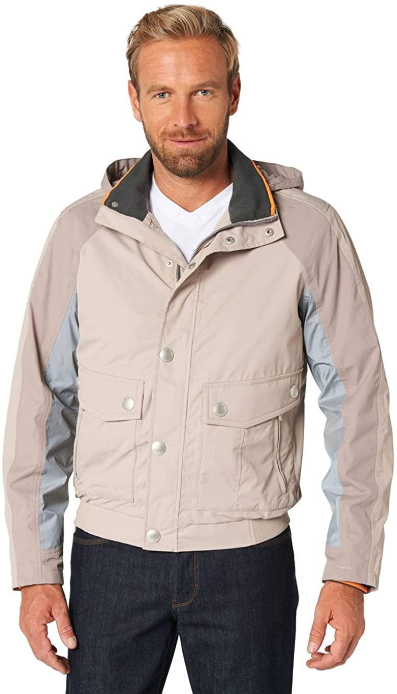 Wellensteyn Penthouse Jacket Men's Winter MiRibAirTec, Sand