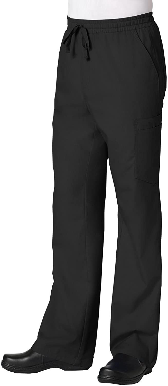 Red Panda Maevn Men's Full Elastic 10-Pocket Cargo Pant(Black, XXX-Large Short)