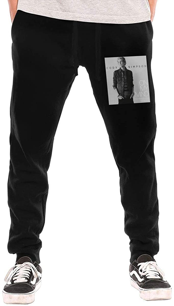 Cody Simpson Mens Trousers. Fitness. Fashionable and Breathable