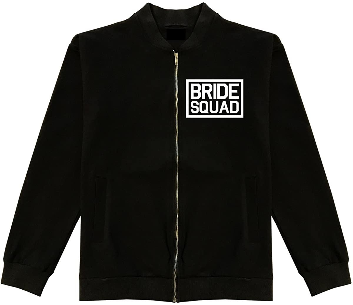 Kings Of NY Bride Squad Bachlorette Party Bomber Jacket