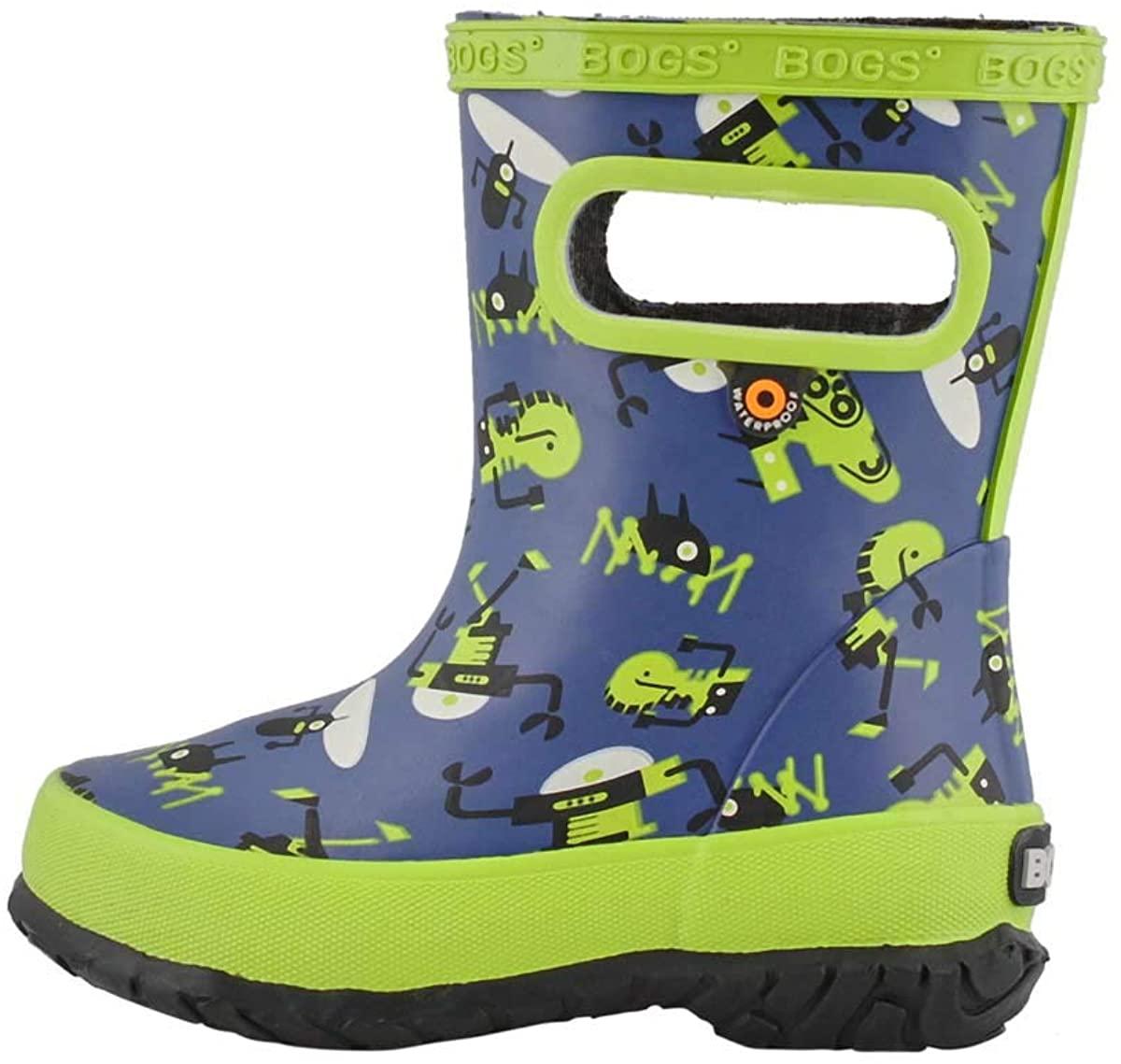 BOGS Kids' Skipper Rain Shoe