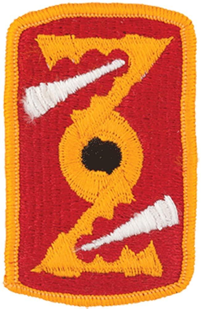 72nd Field Artillery Brigade Full Color Dress Patch