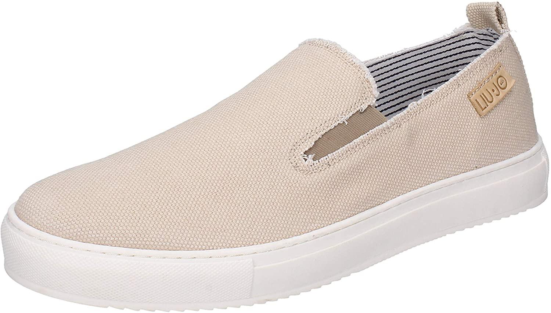 Liu Jo Loafers-Shoes Mens Beige