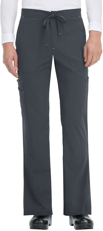 KOI Basics 605 Men's Luke Scrub Pants Charcoal L